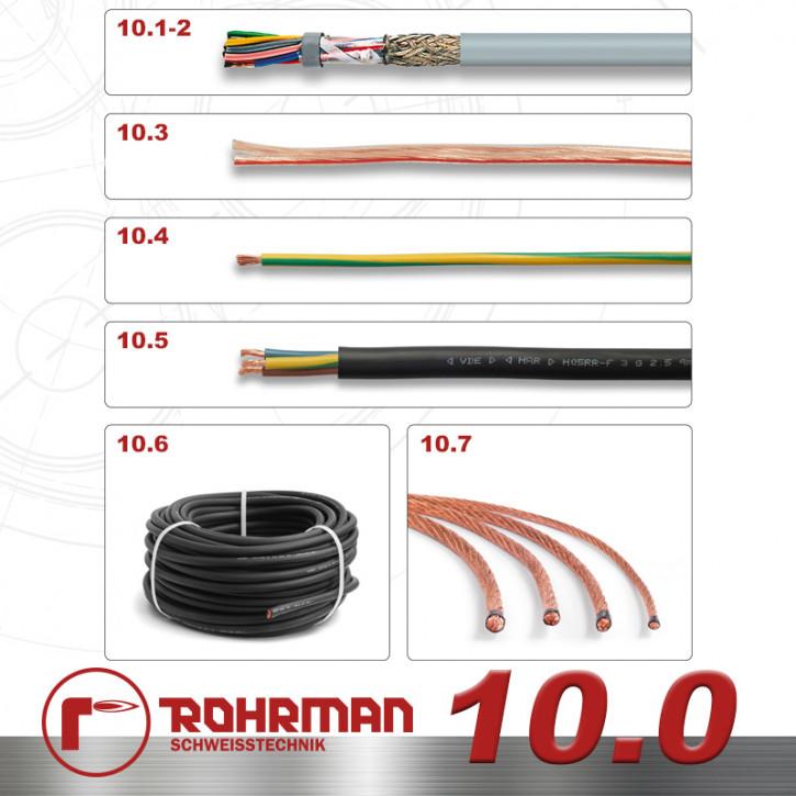 Katalog 10.0 Kabel und Litzen
